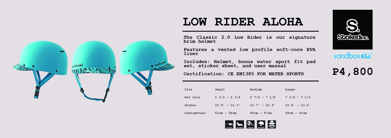 Low Rider Aloha