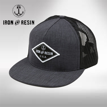Nelson Hat (Charcoal) P2, 199.75
