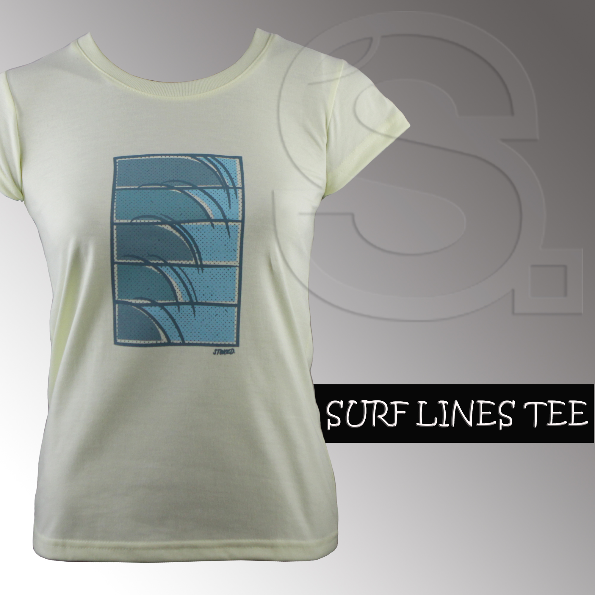 Surf Lines Tee Php 549.75
